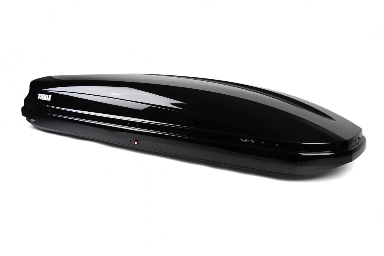 thule pacific 700 dual side suksiboksi polar autovaruste. Black Bedroom Furniture Sets. Home Design Ideas