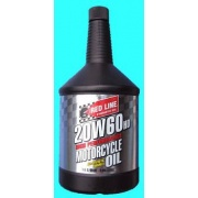 RedLine 20W60HD Motorcycle Oil