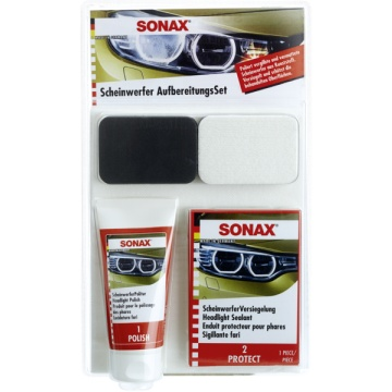 Sonax Headlight Restoration Set 75ml
