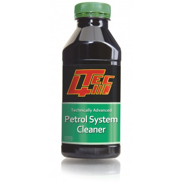 Tec4 Petrol System Cleaner 400ml