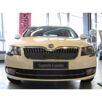 Skoda Superb Greenline 13-
