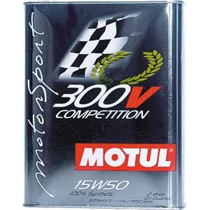 Motul 300V competition 15w50 (2ltr.)