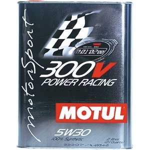 Motul 300V power racing 5W30 (2ltr.)