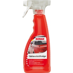 Sonax Soft Top Cleaner, Cabriolet katon puhdistusaine 500ml