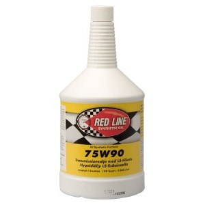 Red Line 75w-90 Gear Oil hypoidi