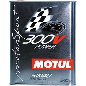 Motul 300V power 5W40 (2ltr.)