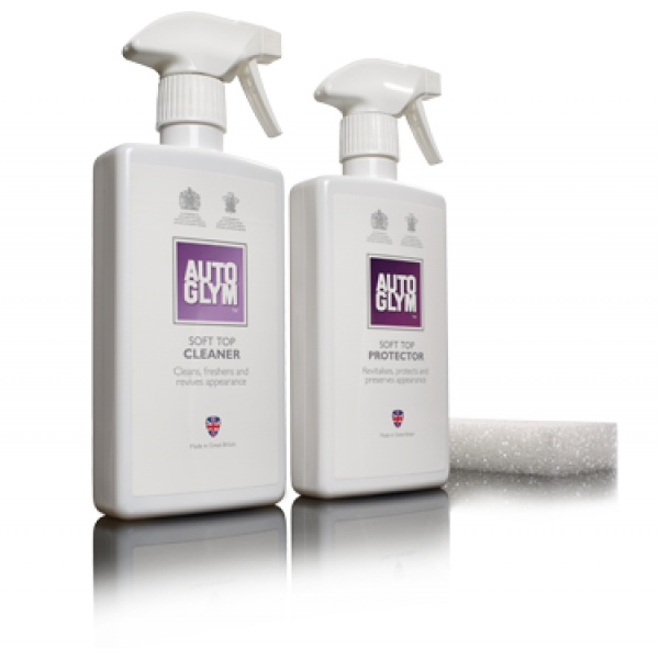 Autoglym Convertible Soft Top Clean & Protect