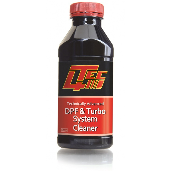 Tec4 DPF & Turbo System Cleaner 400ml